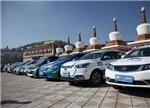 5款纯电动汽车决斗:北汽EU260/腾势等 高海拔充电哪家强?
