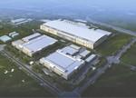 """京东方成都""""超级工厂""""探秘:建面等于2.5个鸟巢"""