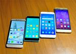 魅蓝Note3/360 N4/乐2:千元手机哪家强?近期高性价比千元机盘点