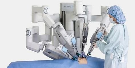 医疗手术机器人在中国市场前景美好