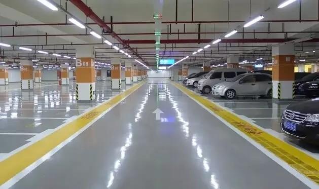省钱与安全兼得 地下停车场如何进行照明节能设计? Ofweek半导体照明网