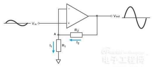 图3:正相放大器电路