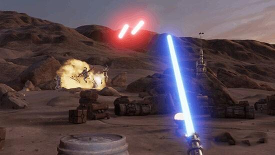 《星球大战:塔图因审判》游戏