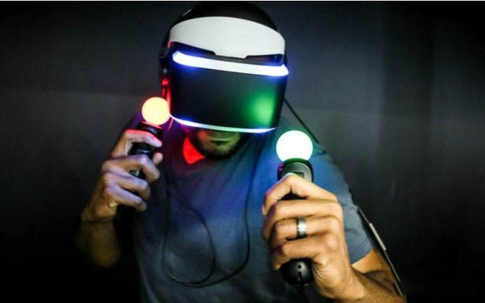 VR的第一个突破口会在B端?