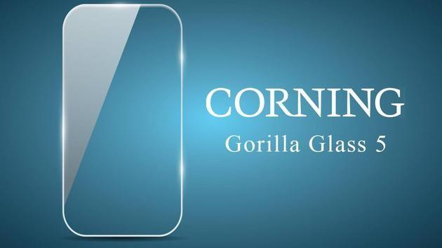 康宁第五代大猩猩玻璃可以抵御1.6米跌落