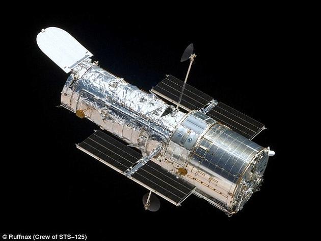 太空望远镜建造新理念 机器人自动组装和维护