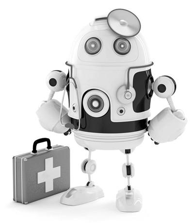 医疗机器人前景无限:MIT研发出最新互动机器人(图)