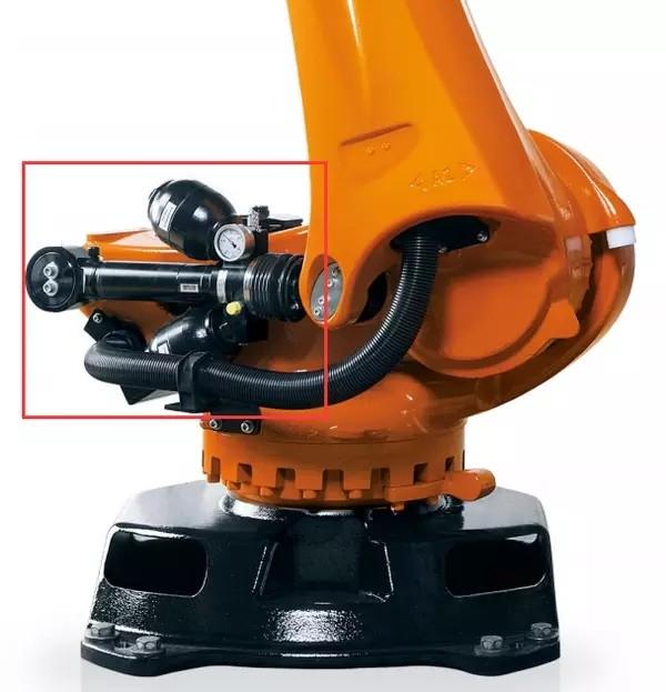 正文    但即使这样,采用弹簧缸的平衡系统体积仍然很大,对机器人的图片