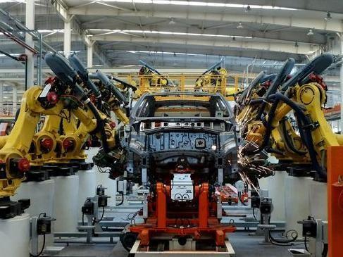 【知识】工业机器人在汽车制造生产线应用