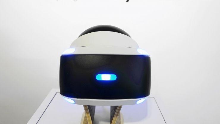 一位HTC Vive用户体验了索尼PlayStation VR后的感受