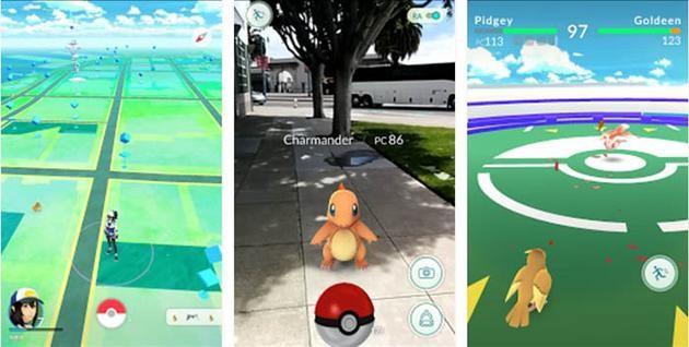 《口袋妖怪Pokemon GO》火了 是AR商业化的正确姿势吗?