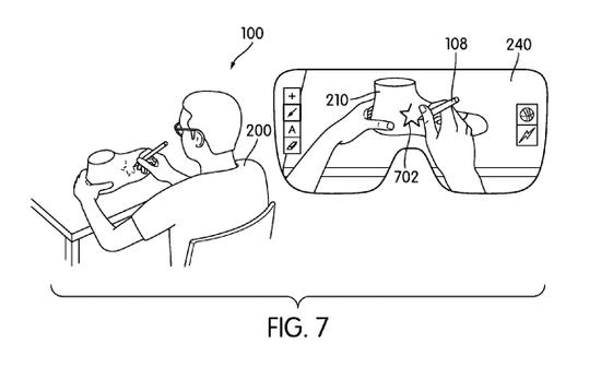 耐克获得AR系统专利 设计衣服和鞋子