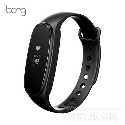 bong 3 HR智能手环/小米手环2/Fibit Alta/乐心Mambo HR对比评测