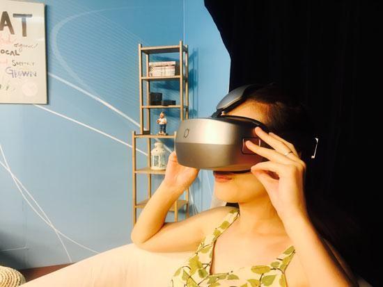 大朋VR一体机