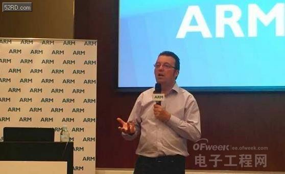 ARM:智能机依旧是块肥肉,VR/AR已开启一道门