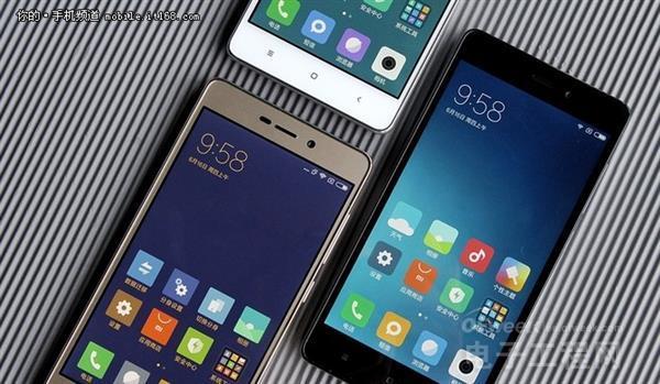 红米系列手机回顾:累计销量破亿