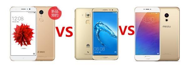 """360手机N4S/麦芒5/魅族MX6对比横评:千元新机""""强""""出头!"""