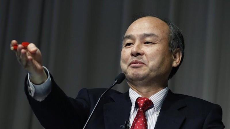 软银CEO孙正义:ARM架构芯片年出货量将达1万亿颗