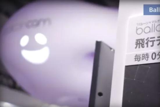 松下无人机系统Ballooncam=巨型气球+外部摄像头?