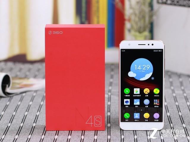 360手机N4S评测:对比360手机N4 这200元的升级很超值
