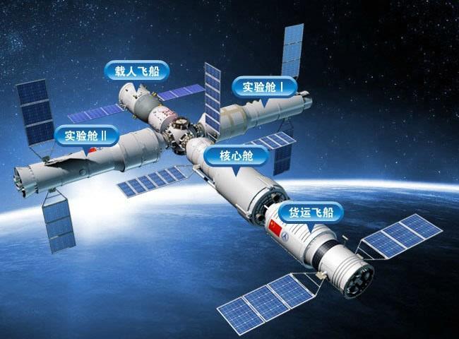 中国载人航天工程:2016年第3季度择机发射天宫二号