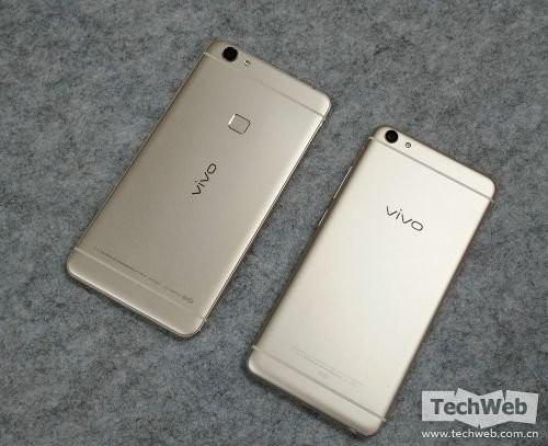 vivo X7 Plus/vivo X6 Plus对比评测:区别在哪 选择哪个?