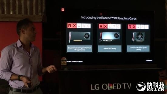 AMD RX470/460上市解析:甜品级产品 新千元卡规格