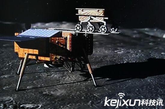 嫦娥三号创造世界纪录 月球表面工作时间最长