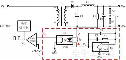 光耦在开关电源中的典型应用原理
