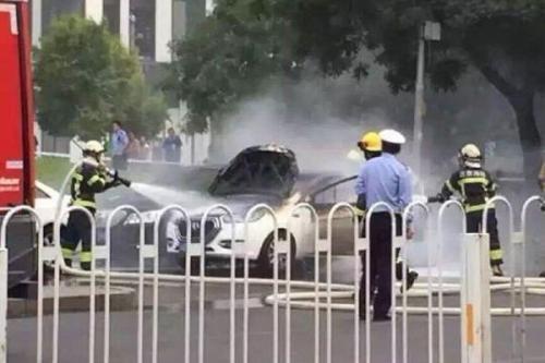 北京iev5純電動汽車自燃原因分析