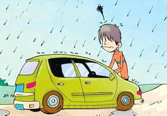 【解析】电动车经得起暴雨考验么?