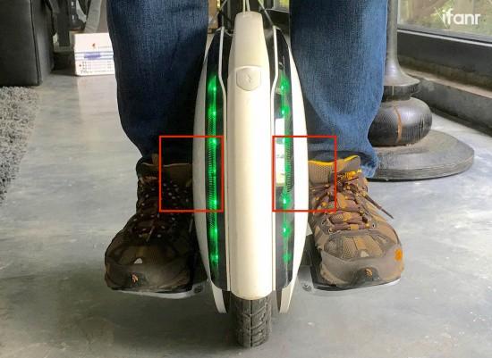 小米九号单轮平衡车评测