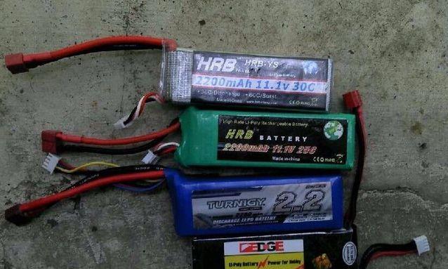 航模扫盲之锂电池的数值概念
