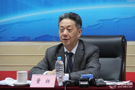 中国汽车工业协会常务副会长董扬