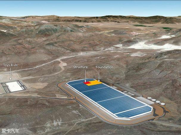 特斯拉电池厂将竣工 规模大野心更大