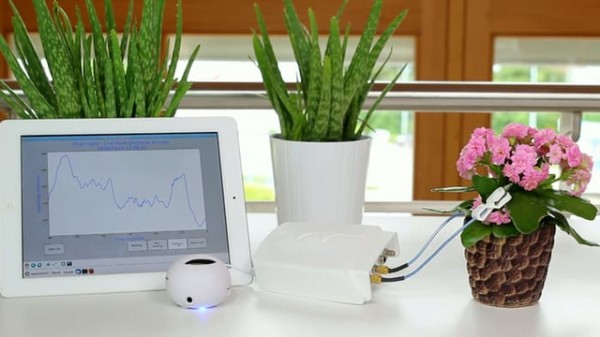 想和植物交流吗?用它吧!