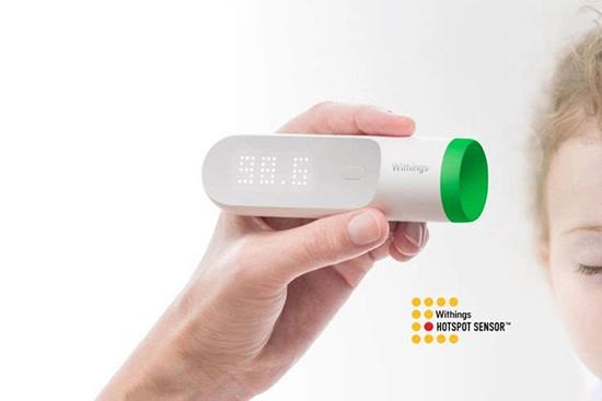 诺基亚智能体温计苹果商店开卖 将转型健康医疗领域?