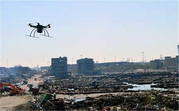 无人机安保救援应用案例 渐成警方标配
