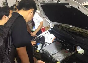 2016上海国际新能源汽车展现场直击:自主品牌展现最新成果(图)