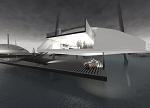 房屋的未来:太阳能水上房屋(图)