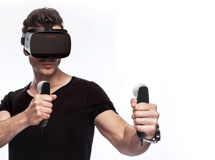 玩 VR 不知道定位追踪技术?一起来补补课