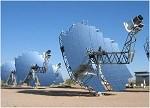 中国碟式太阳能发电装置生产研发中心落户铜川