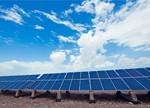 英利承建全国首个光伏领跑基地并网发电
