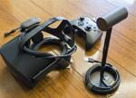 HTC Vive最强对手 VR头显Oculus Rift开箱图赏