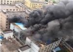 【聚焦】深圳龙华新区再次发生火灾 燃烧物为电池