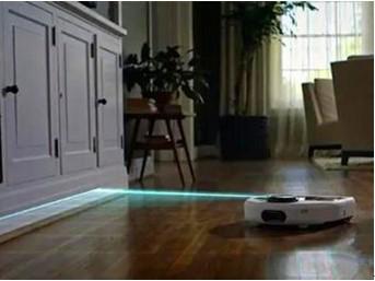 激光导航技术 什么鬼? 入扫地机器人行业?