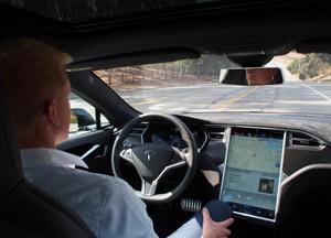 特斯拉ModelX再曝自动驾驶事故