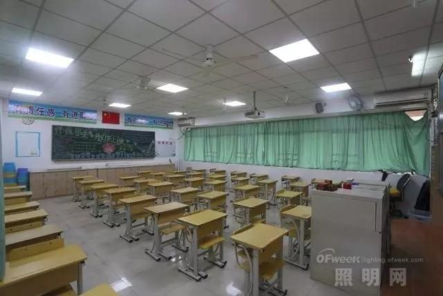 学校健康照明:下一个LED蓝海?