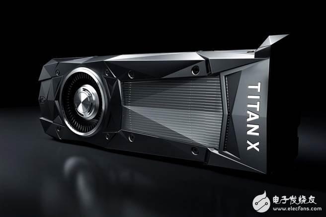 新的NVIDIA TITAN X绘图卡