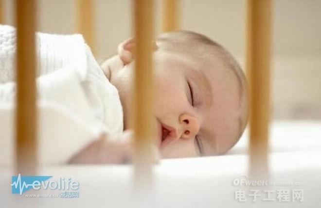 智能婴儿床